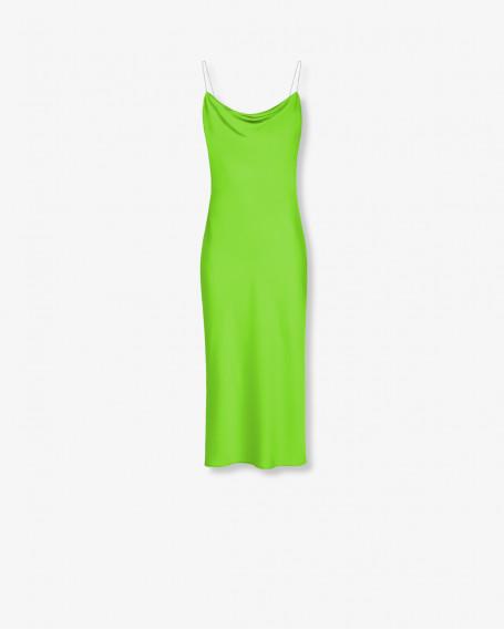 Платье миди на бретелях  + ЦВЕТА